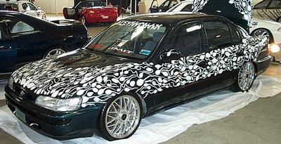 Sperm car