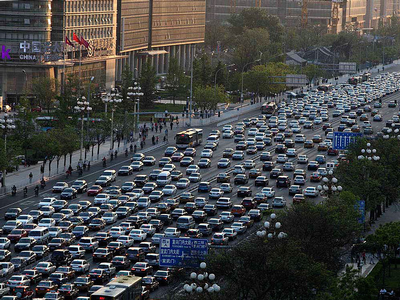 Automobiles in China