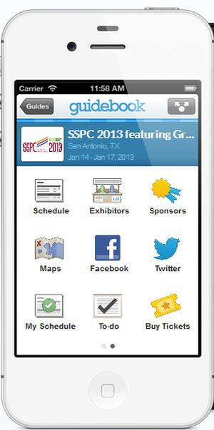 SSPC Mobile App