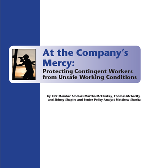 At the Company's Mercy
