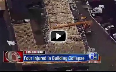 construction collapse