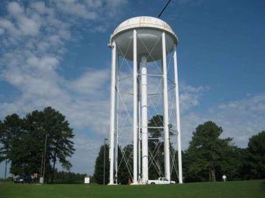 Athens Water Tank