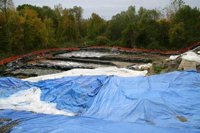 Ringwood Superfund site