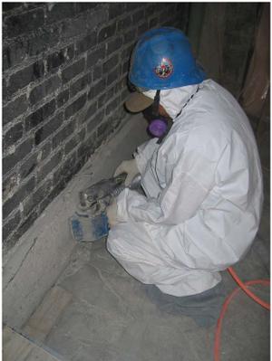 Rotopeening concrete