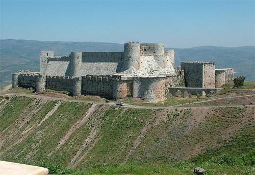 Syria cultural site