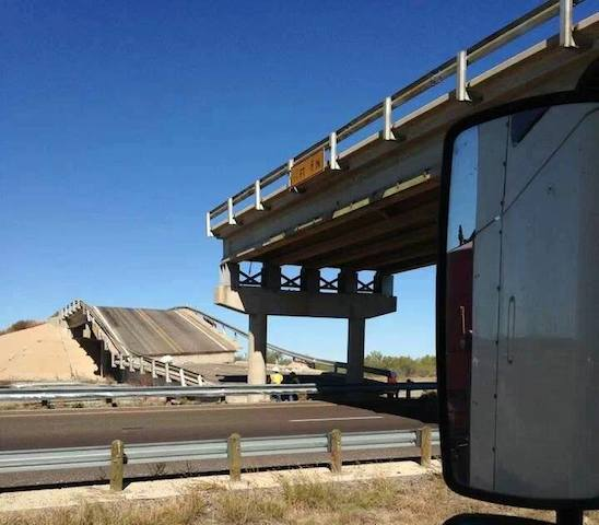Texas bridge collapse
