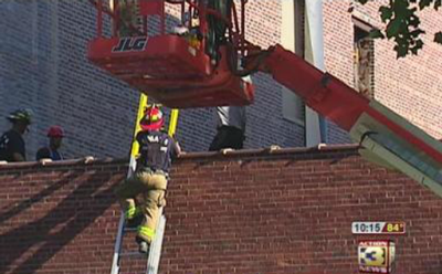 Old Market roofer fatality