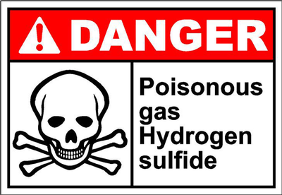 Hydrogen-Sulfide-sign