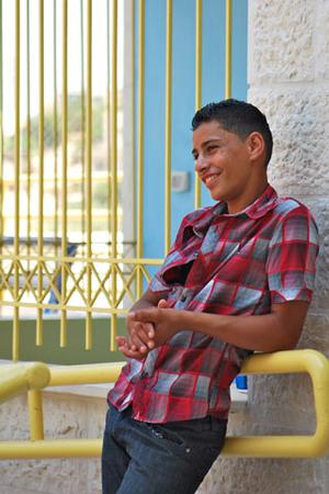 West-Bank-School