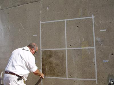 Graffiti removal grant
