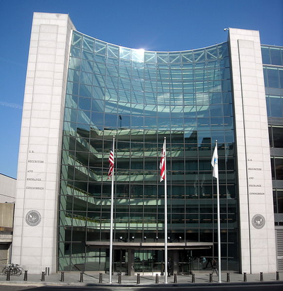 Securities and Exchange Commission Building