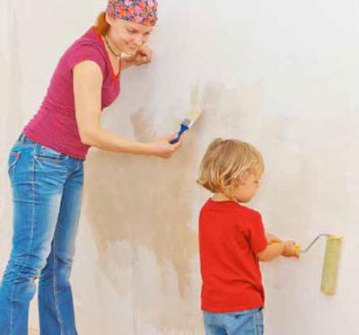 Lead paint study