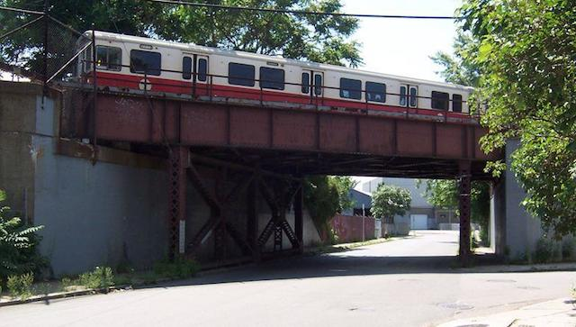 Clayton Street Bridge
