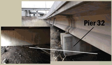 Interstate 35 bridge corrosion