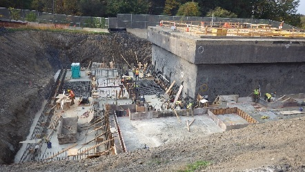 Catskill Delaware aqueduct project