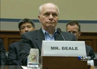 John C. Beale EPA fraud