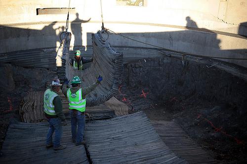 Delaware-Catskill-Aqueduct-Construction