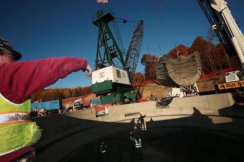 Catskill-Delaware-Aqueduct-Construction