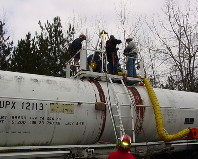 Railcar Safety Training