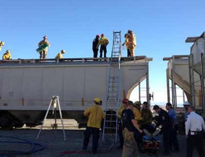 Railcar Rescue
