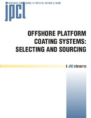 Offshore platform coating eBook
