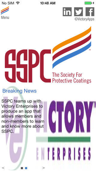 SSPC app