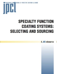 Specialty Function Coating eBook