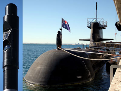 stealth submarine coatings