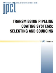Transmission pipeline coating eBook