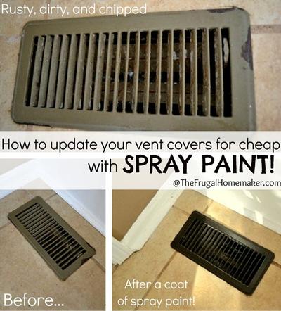 Spray Paint Ad