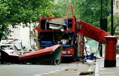 London bombing - 2005