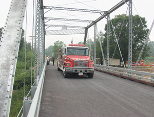 Goshen Bridge - After restoration