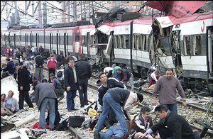 Madrid train bombings - 2004