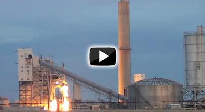 Celanese Plant Demolition