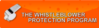 OSHA Whistleblower Logo