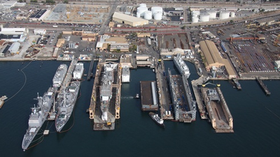 BAE Systems San Diego Ship Repair