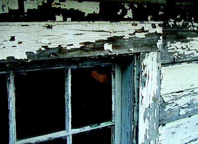 lead based paint window