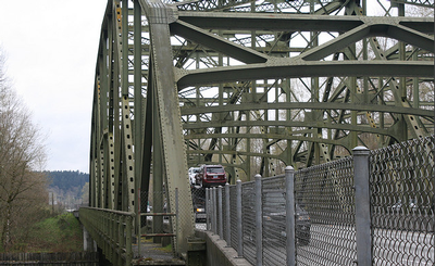 Nisqually River Bridge