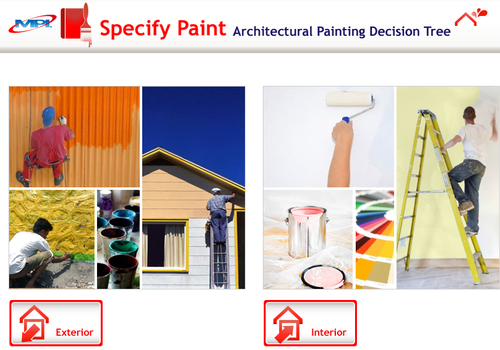 MPI Paint Selection Tool