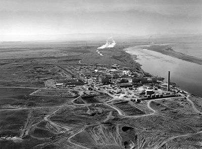 Hanford Nuclear Site - 1960