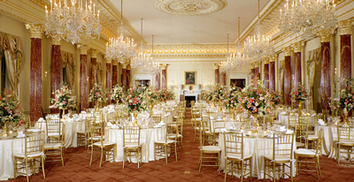 Benjamin Franklin State Dining Room