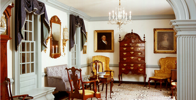 Martha Washington Ladies Lounge