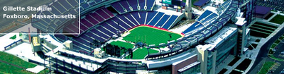 Gillette Stadium - Amercoat