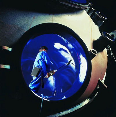 Poroscope tester