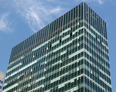 Lever House curtain wall