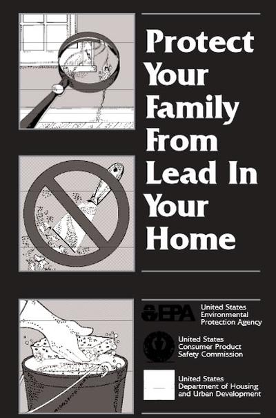 Lead-safe pamphlet