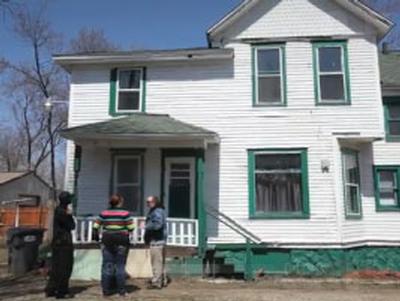 Crawford Johnson house