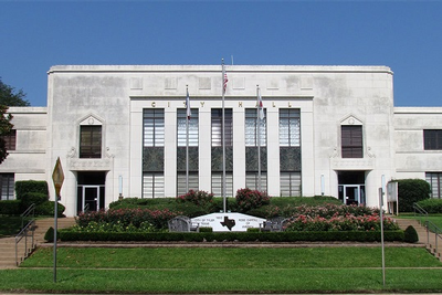 Tyler TX City Hall