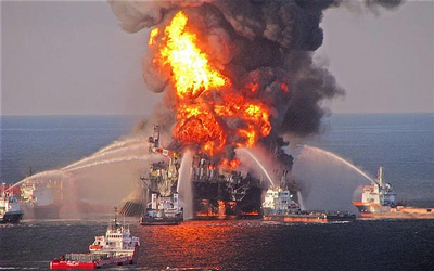 BP Deepwater Horizon