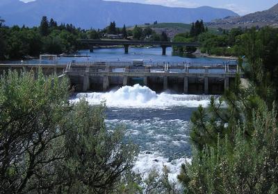Lake Chelan Dam